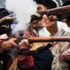 Battle of Trenton by R'lyeh Imaging | Flintlock Riffle more deadly per capita than AR-15